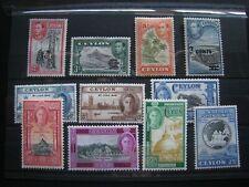 stamps Ceylon