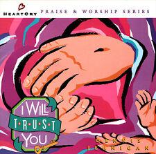 Dennis Jernigan - I Will Trust You CD 1995 Heart Cry [7019621600]
