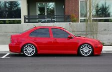 VW MK4 Jetta GLI VOLKSWAGEN SIDE SKIRTS SIDESKIRTS Bora rockers (1999 - 2004)