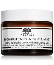 OriginsHigh-Potency Night-A-Mins Oil-Free Resurfacing Cream 1.7 oz New in Box