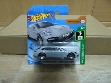 100-NUOVO IN SCATOLA ORIGINALE HOT WHEELS 2019-Porsche Panamera POLIZIA-HW Rescue
