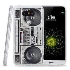 Cover e custodie Per LG G5 in silicone/gel/gomma con un motivo, stampa per cellulari e palmari
