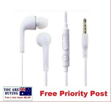 3.5mm Stereo Headphones, In Ear Earphones, Mic & Volume Control Android & IOS