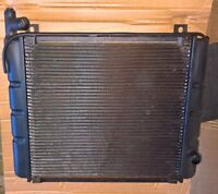 TRIUMPH STAG Mk2&Mk1(not early) RECONDITIONED UPRATED RADIATOR OUTRIGHT PURCHASE