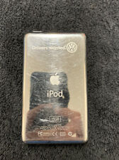 New listing Apple iPod 3rd Gen A1040 15gb Vw Drivers Wanted Limited Edition