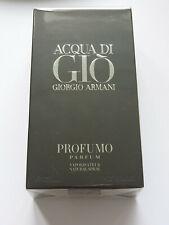 ACQUA DI GIO PROFUMO PARFUM GIORGIO ARMANI  125 ML NEUF SOUS BLISTER
