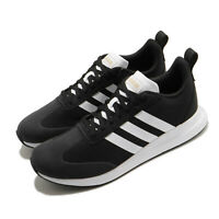 adidas Run60s Black White Gold Men Running Casual Shoes Sneakers Trainers EE9731