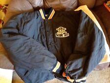 Game used worn erie seawolves team jacket XXL Detroit tigers