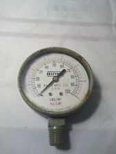 Vintage Binks CO2 Pressure Gauge Model 30693-1