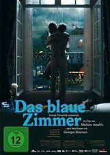 Mathieu Amalric/Léa STAMPANTE/Serge Bozon/+ - LA STANZA BLU DVD NUOVO
