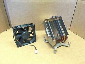 Heatsink Kit for HP Z840 Z820 635868-001 749598-001 782506-001 W/ Fan 647113-001