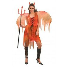 Devil Fairy Adult Costume, Hen Nights, Halloween, Fancy Dress, Sexy Devil G11083