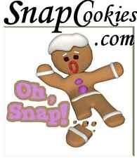 Snap Cookies .com Makes you want one! Sell Cookies here Website Put Products Url