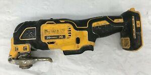 DeWalt DCS355 20V Max XR Cordless Multitool Multi Tool F M