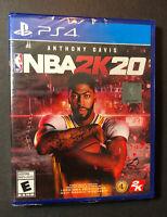 NBA 2K20 (PS4) NEW