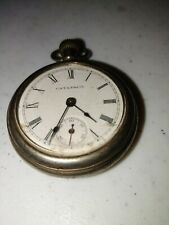Watch Runs Antique Parapsco Pocket