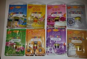 Lot of 8 Colours Edible Food Paint Dye Sugarcraft Cake Decorating Easter Eggs