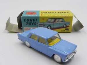 Corgi Toys 217 Fiat 1800 in scatola w/box vintage die cast