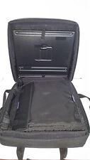 INFOCASE Universal Computer Laptop Notebook Briefcase Carrying Case Canvas/Metal