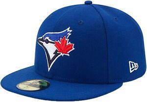 New Era - MLB Toronto Blue Jays Authentic On-Field 59Fifty Cap - blue