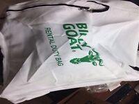 New Billy Goat Heavy Duty Rental Bag, KD/TKD-Series Accessory Part # 900798