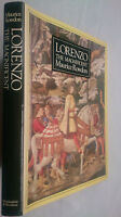 MAURICE ROWDON.LORENZO THE MAGNIFICENT.14 CENTURY.1ST/1 H/B 1974.B/W COLOUR ILLS