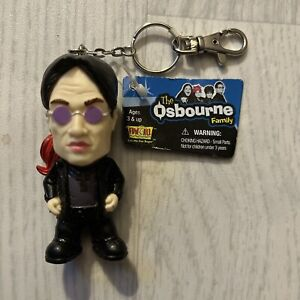 Ozzy Osbourne Family, Keychain, Keyring, Brand New With Tags From 2002,