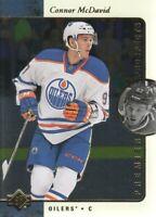 2015-16 SP Authentic Hockey '95-96 SP Retro #R36 Connor McDavid Edmonton Oilers