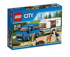 Lego City 60117 Van and Caravan  *  Brand New