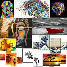 Malen nach Zahlen Erwachsene Triptychon Mehrteilig Großformat mypaintlab