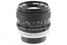 Canon FD Objektive