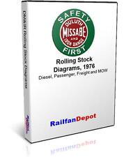 DM&IR Railway Rolling Stock Diagram Book - PDF on CD - RailfanDepot