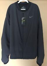 Nike Aerolayer Jacket Black Size 2X Womens Zip Up Long Sleeve Training Top NWT