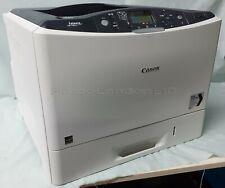 Canon F163800 i-SENSYS LBP7780Cx Automatic duplex Colour Printer page count 9995