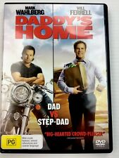 Daddy's Home - Mark Wahlberg, Will Ferrel, DVD R4 PAL with Tracking