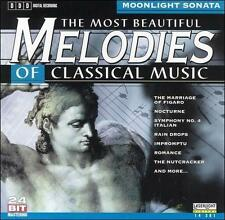 The Most Beautiful Melodies of Classical Music: Moonlight Sonata (CD,...