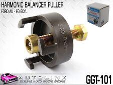G&G HARMONIC BALANCER PULLER SUIT FORD FALCON AU BA 6cyl ENGINE GGT-101