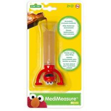 SESAME STREET MEDI MEASURE FOR CHILDREN BPA FREE STANDS UP FOR EASY FILLING
