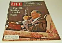 January 10, 1964 LIFE Magazine Complete old ads War medals FREE SHIP Jan. 1 60s