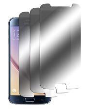 3 x Spiegelfolie Samsung Galaxy S6 Displayschutz Folie Mirror Screen Protector