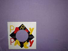 """Elvis Costello  – Party Party  - Copertina Forata Per Disco Vinile 45 Giri 7"""""""