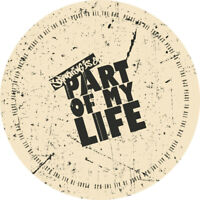 DJ Eule - Scratching Is A Part Of My Life Slipmat