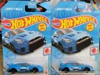 LOT OF 2- NEW 2021 HOT WHEELS LB- SILHOUETTE WORKS GT NISSAN 35GT-RR VER. 2