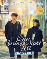 ONE SPRING NIGHT - COMPLETE KOREAN TV SERIES DVD BOX SET (1-32 EPS) (ENG SUB)