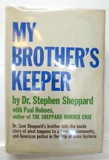 My Brother's Keeper, Stephen Sheppard, 1964, David McKay - 1st ed. - SIGNED & in