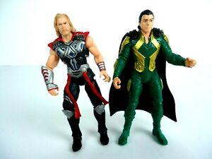 Marvel 4 Inch Action Figure Loki Thor
