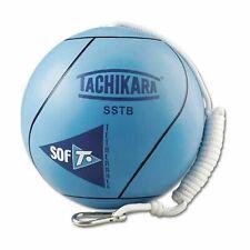 Tachikara SSTB Soft Tetherball Soft Sof T cover reduces sting Blue NEW