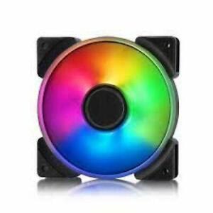 Fractal Design FD-FAN-PRI-AL12-PWM-3P Prisma Al12 Rgb Pwm 3 Pack