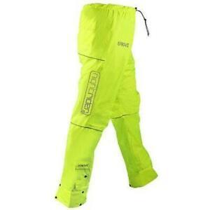 PROVIZ Nightrider Waterproof Reflective Trouser Hi-Viz Yellow Small