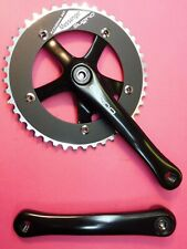 Sugino Messenger 165mm/ 44T track bicycle chainset - NOS